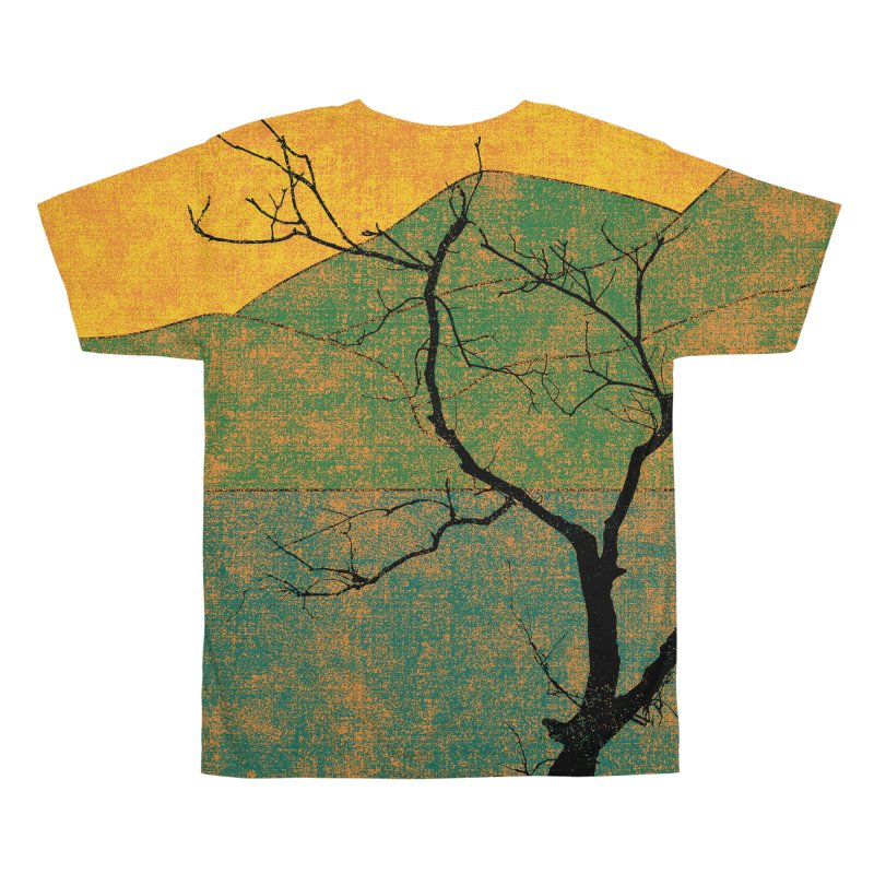 Lone Tree (rework) Men's All Over Print by bulo