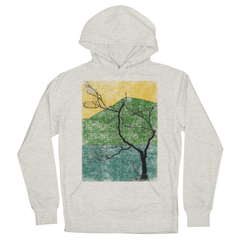 Lone Tree (rework) Women's Pullover Hoody by bulo