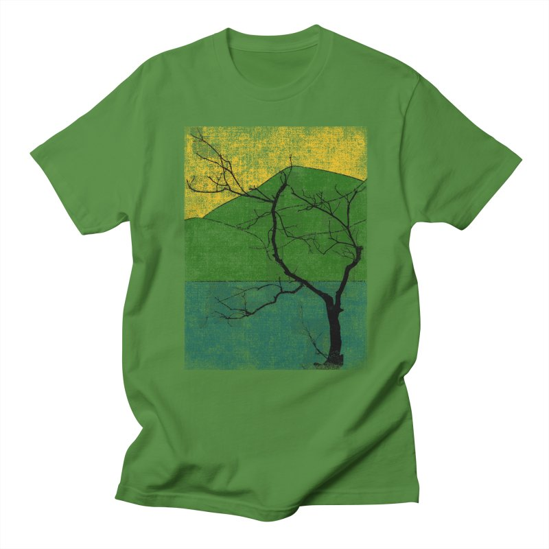Lone Tree (rework) Women's Unisex T-Shirt by bulo