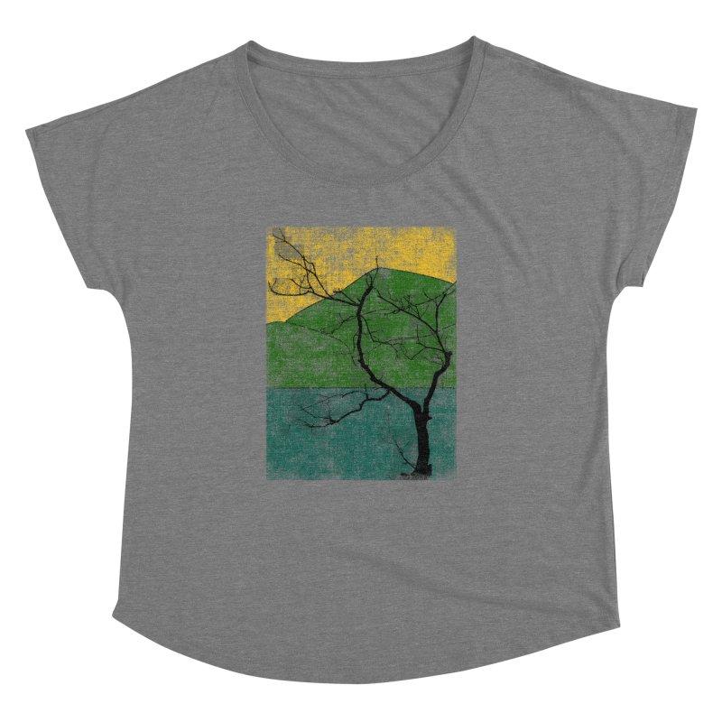 Lone Tree (rework) Women's Dolman by bulo