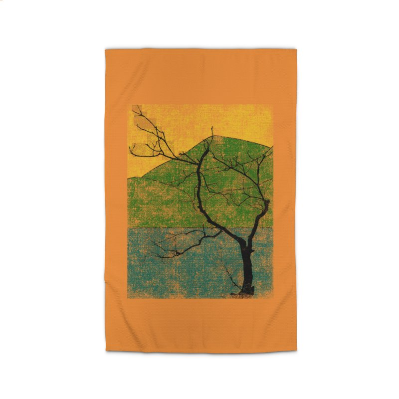 Lone Tree (rework) Home Rug by bulo