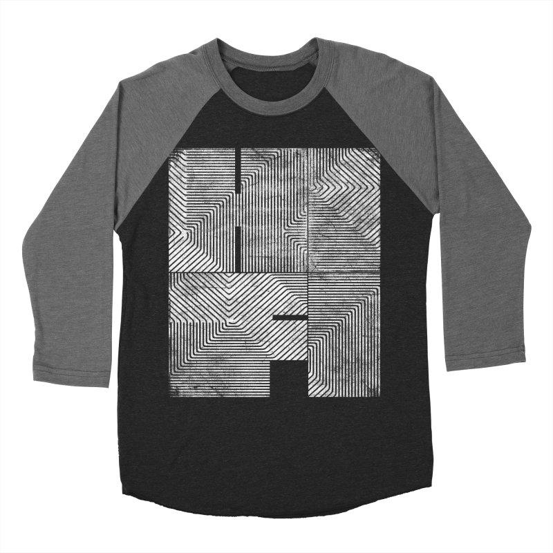 HiFi Women's Baseball Triblend T-Shirt by bulo
