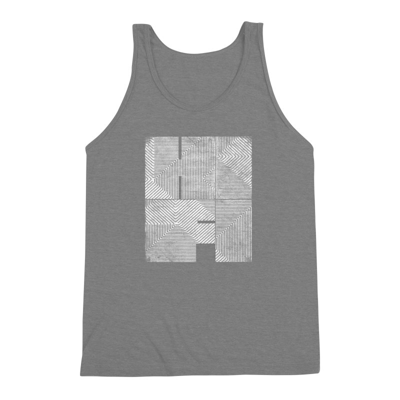 HiFi Men's Triblend Tank by bulo