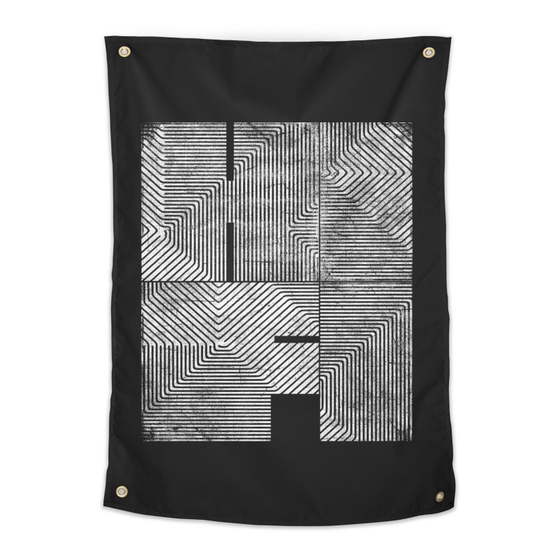 HiFi Home Tapestry by bulo