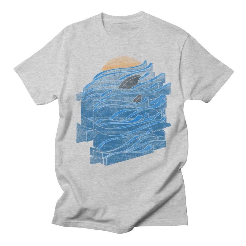 Shark Blues Women's Unisex T-Shirt by bulo