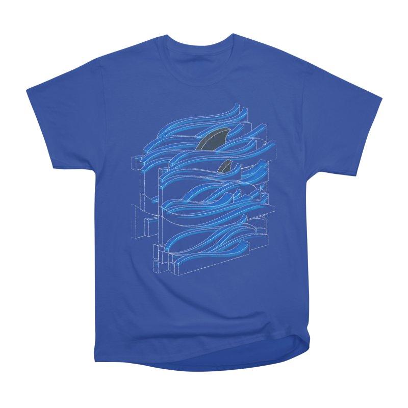 Fins Women's Heavyweight Unisex T-Shirt by bulo