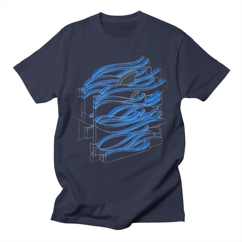Fins Women's Unisex T-Shirt by bulo