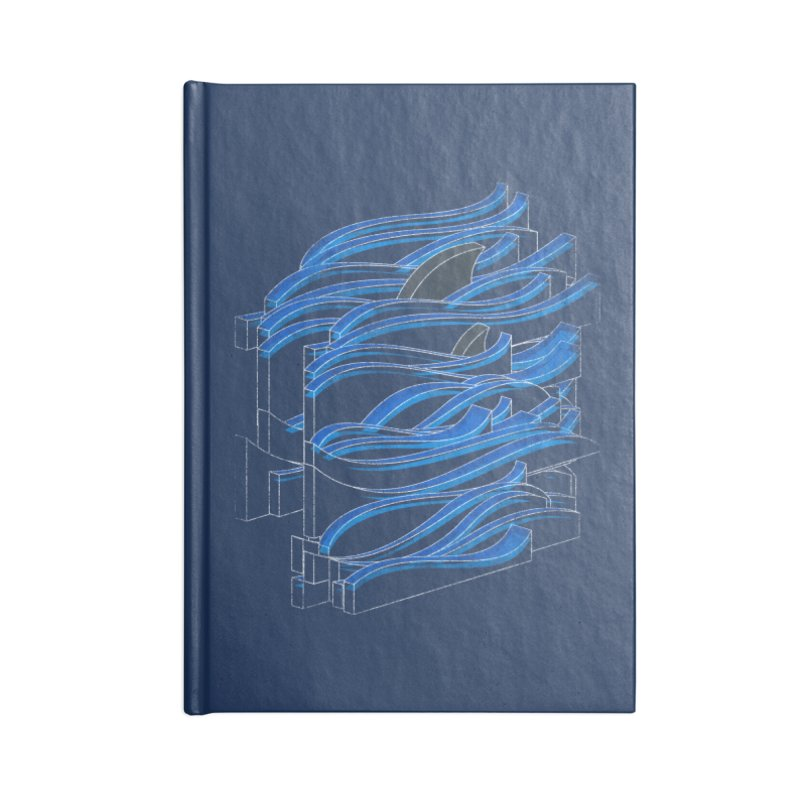 Fins Accessories Notebook by bulo