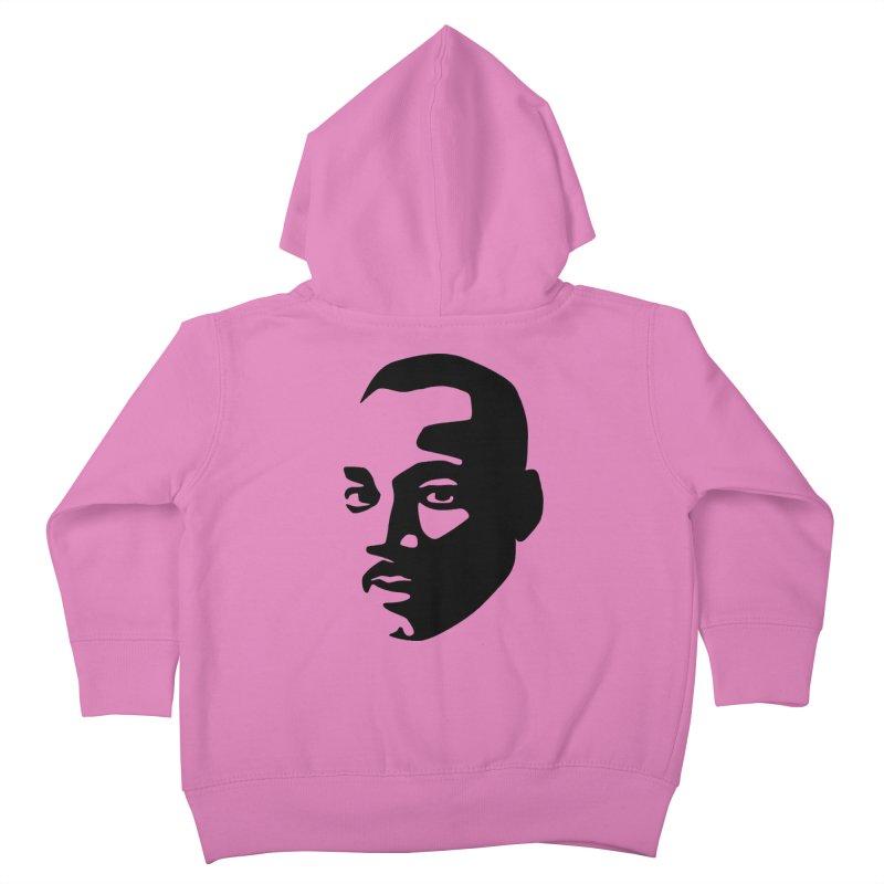 MLK Kids Toddler Zip-Up Hoody by bulo