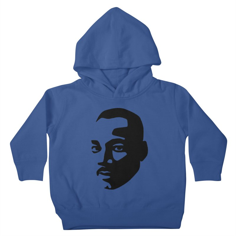 MLK Kids Toddler Pullover Hoody by bulo