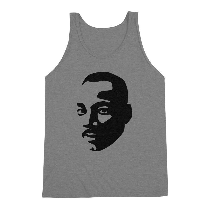 MLK Men's Triblend Tank by bulo