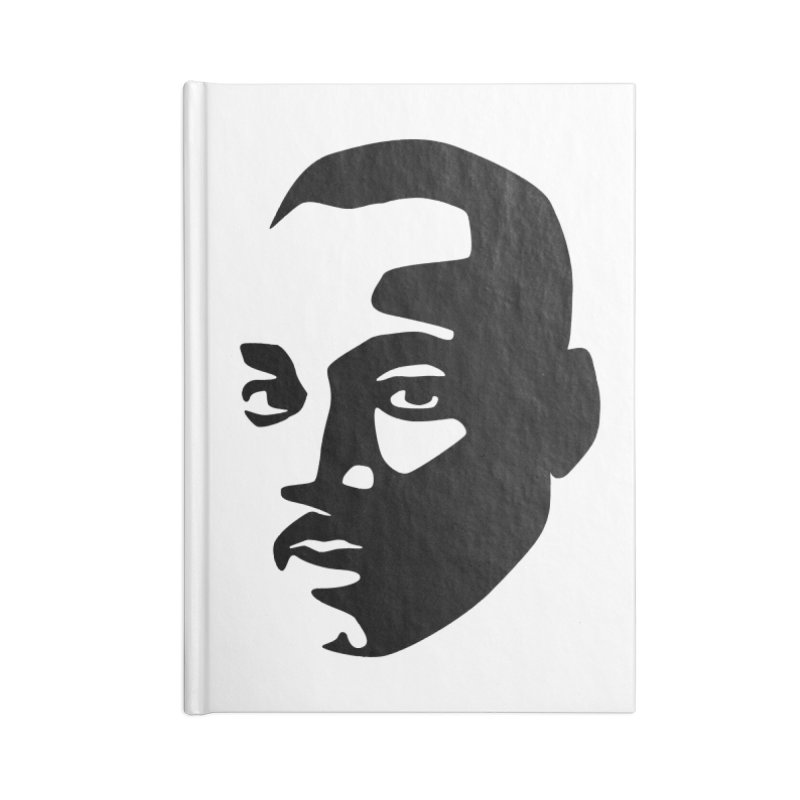 MLK Accessories Notebook by bulo