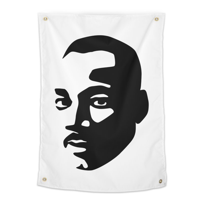 MLK Home Tapestry by bulo