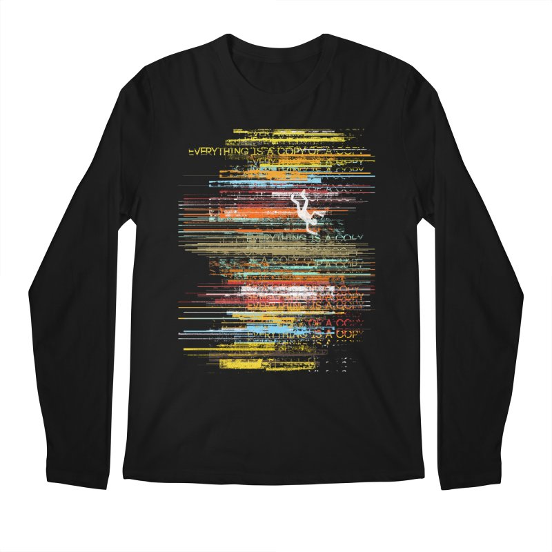 Insomnia Men's Regular Longsleeve T-Shirt by bulo