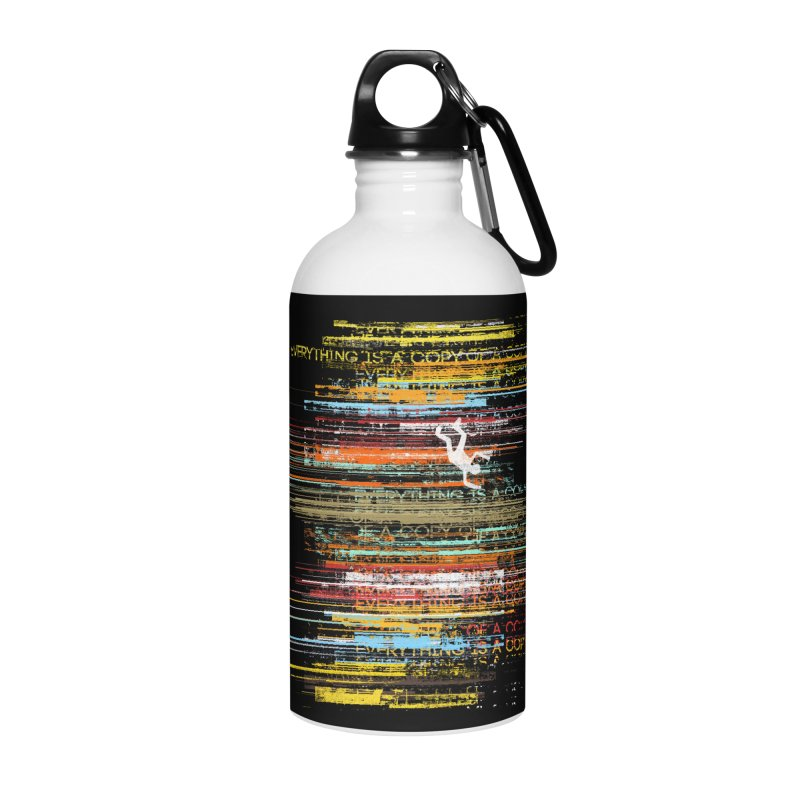 Insomnia Accessories Water Bottle by bulo