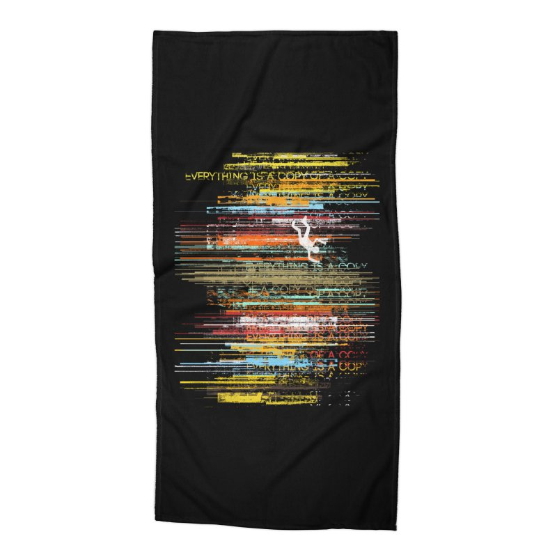 Insomnia Accessories Beach Towel by bulo