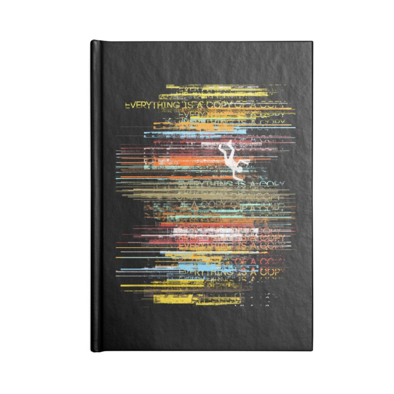 Insomnia Accessories Notebook by bulo