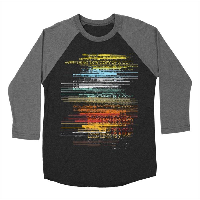 Insomnia Women's Baseball Triblend Longsleeve T-Shirt by bulo