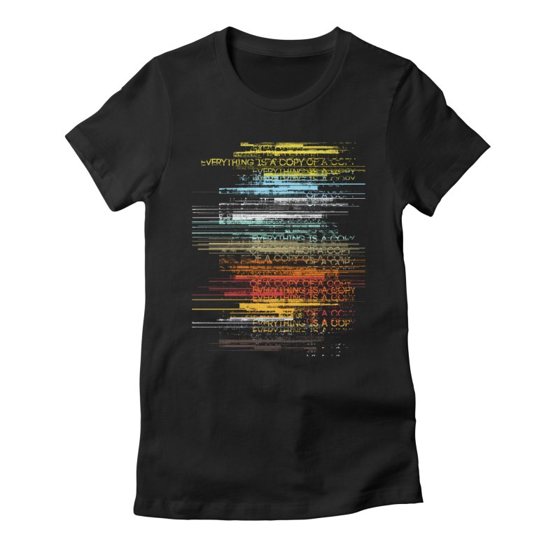 Insomnia Women's T-Shirt by bulo