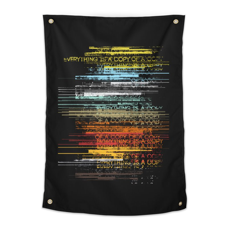 Insomnia Home Tapestry by bulo