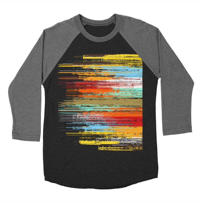 Fusion Women's Baseball Triblend Longsleeve T-Shirt by bulo