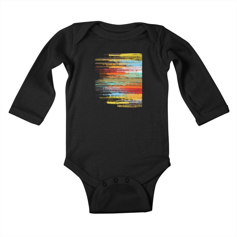 Fusion Kids Baby Longsleeve Bodysuit by bulo