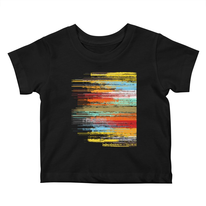 Fusion Kids Baby T-Shirt by bulo