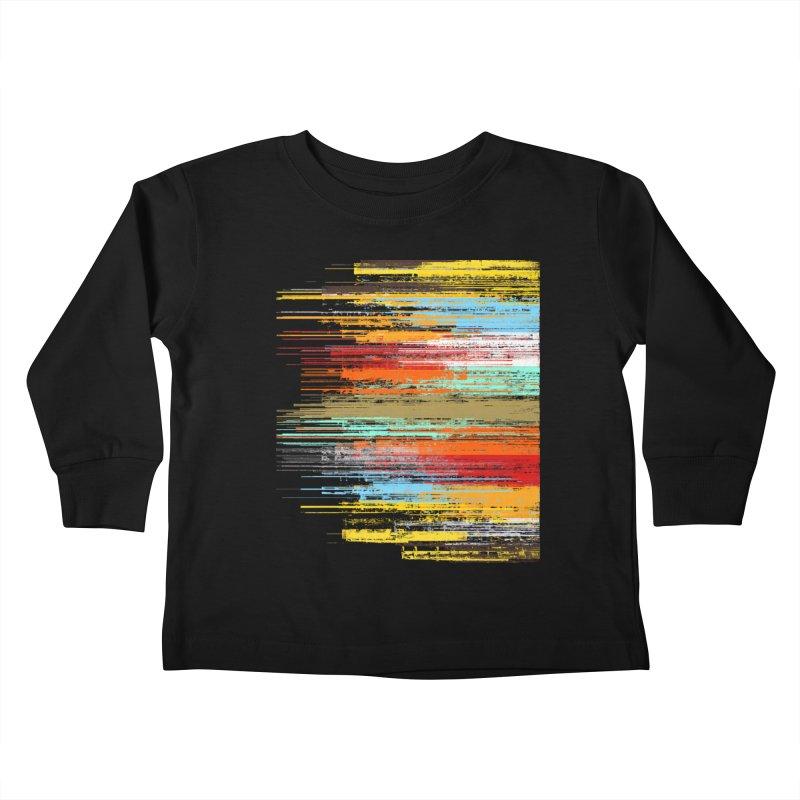 Fusion Kids Toddler Longsleeve T-Shirt by bulo