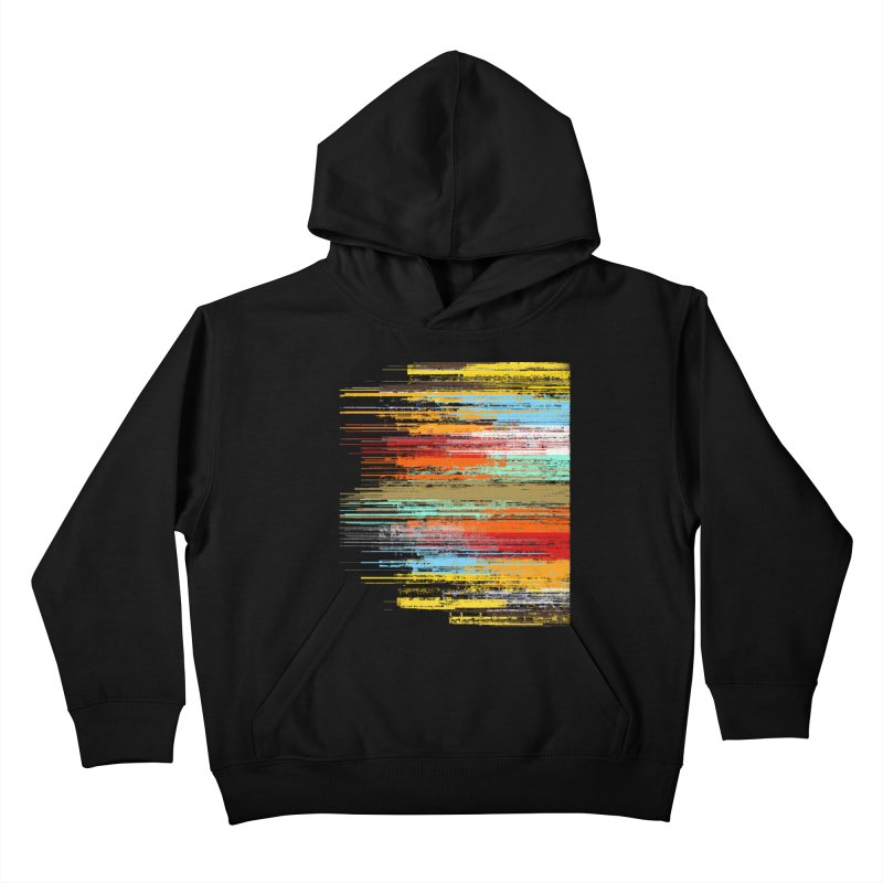 Fusion Kids Pullover Hoody by bulo