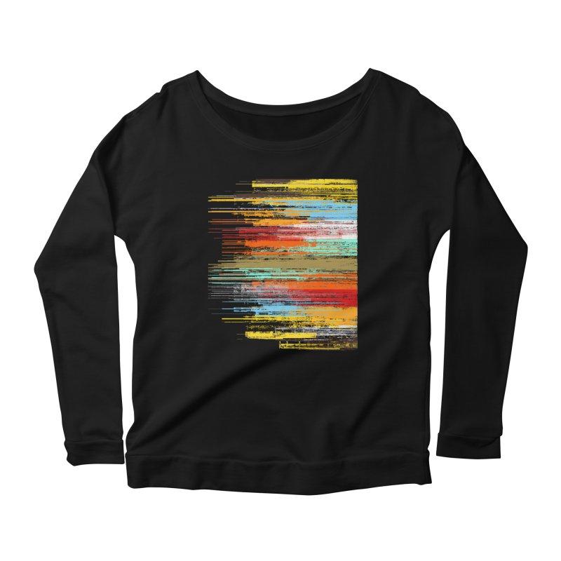 Fusion Women's Scoop Neck Longsleeve T-Shirt by bulo