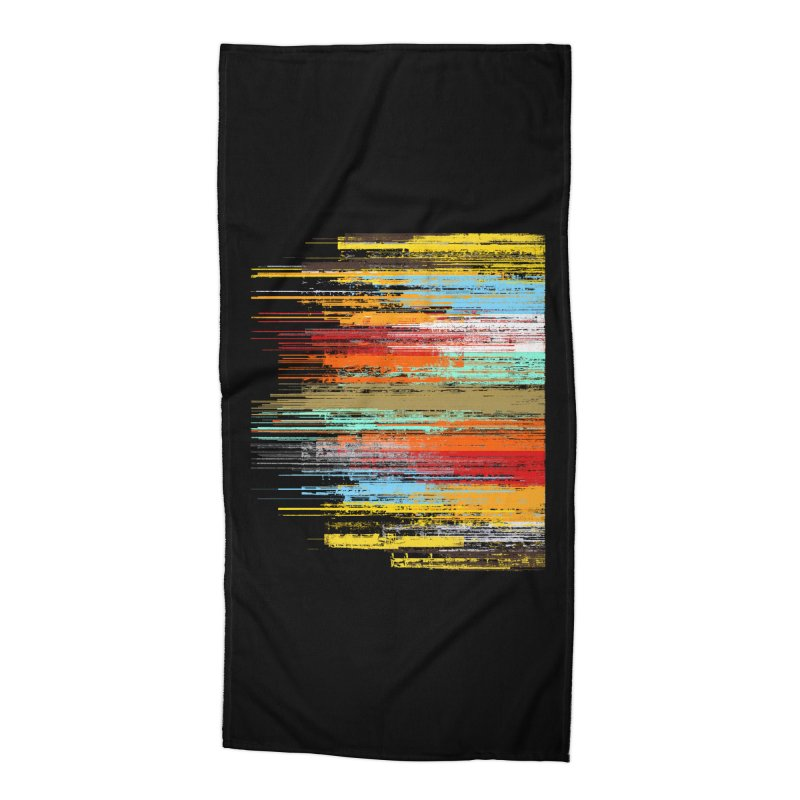 Fusion Accessories Beach Towel by bulo