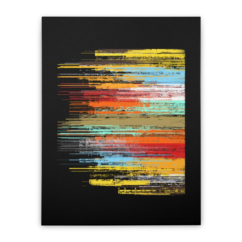 Fusion Home Stretched Canvas by bulo