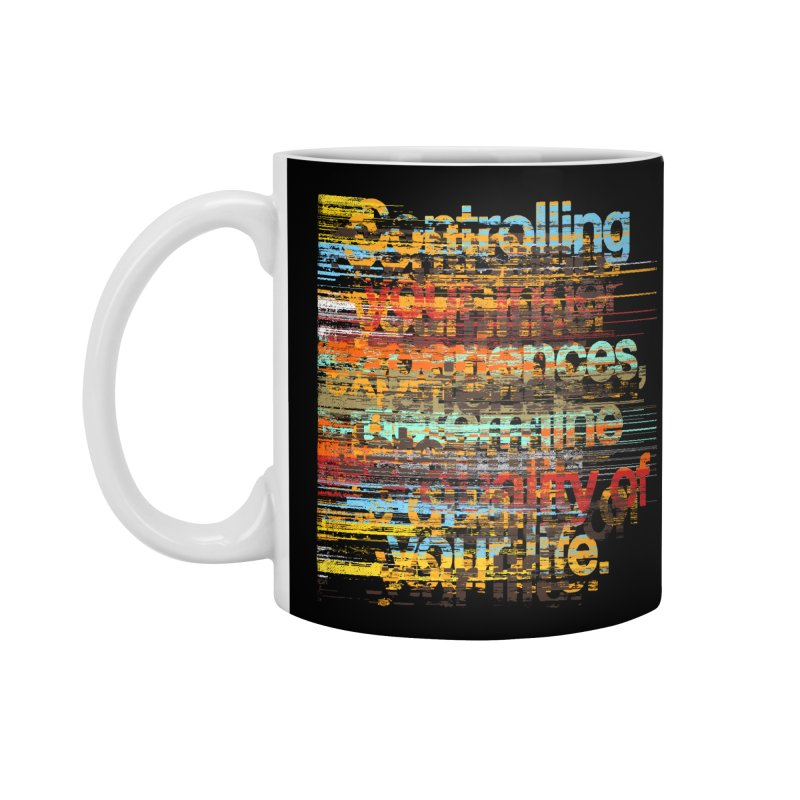 Distortion Accessories Mug by bulo