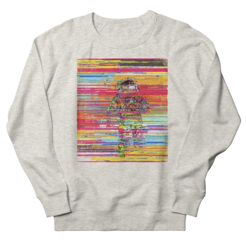 Walk On Moon Women's Sweatshirt by bulo