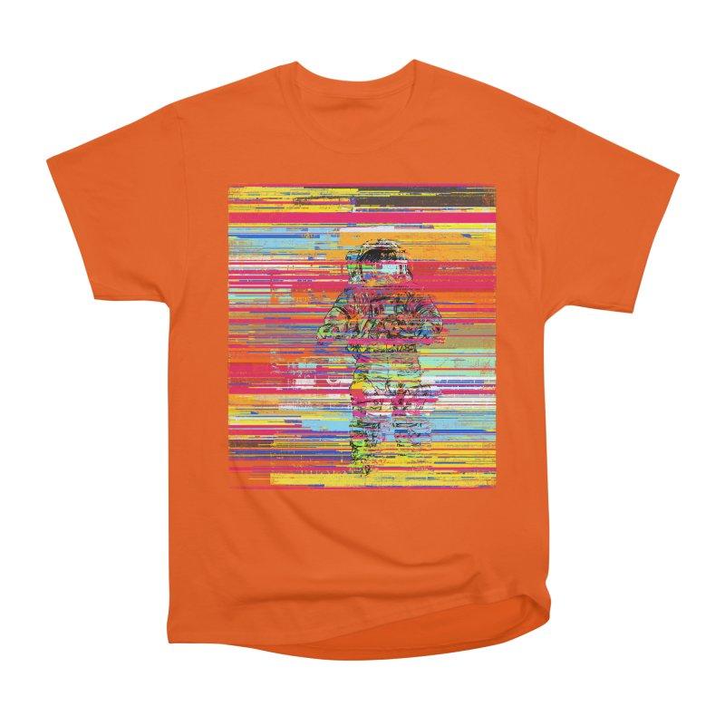 Walk On Moon Women's T-Shirt by bulo