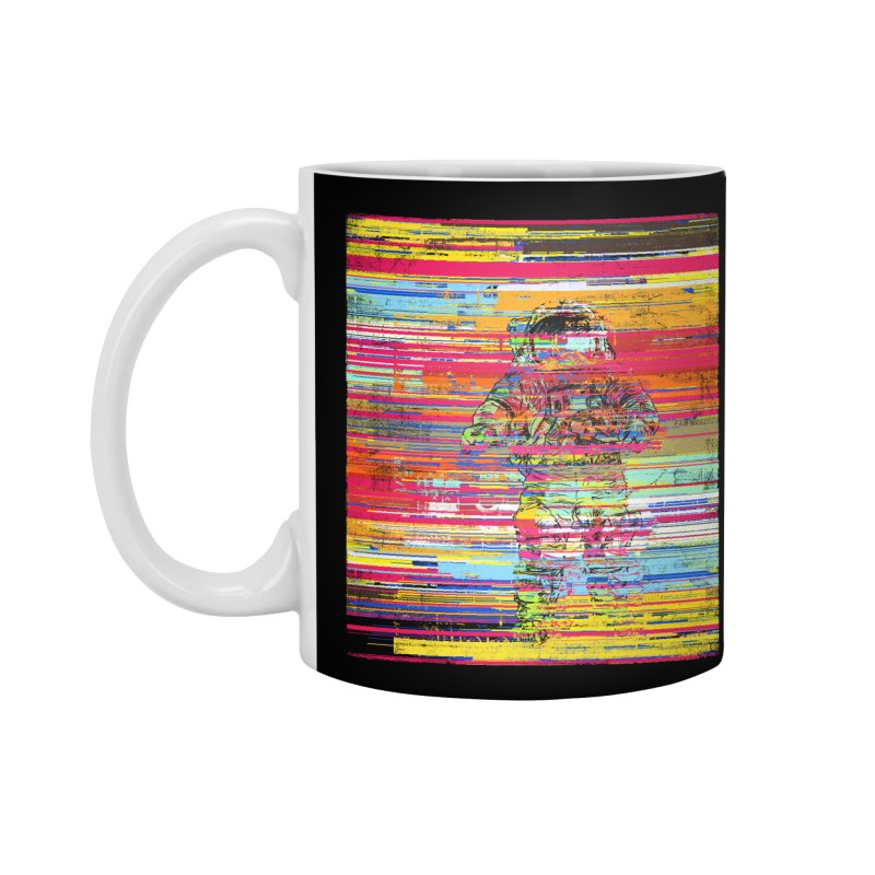 Walk On Moon Accessories Mug by bulo