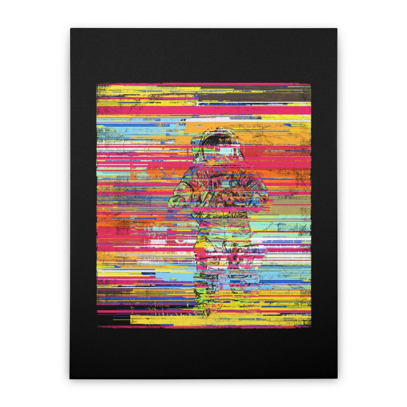 Walk On Moon Home Stretched Canvas by bulo
