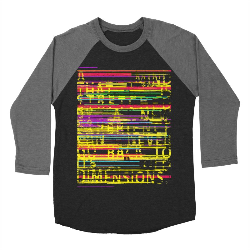 Untitlet Women's Baseball Triblend Longsleeve T-Shirt by bulo
