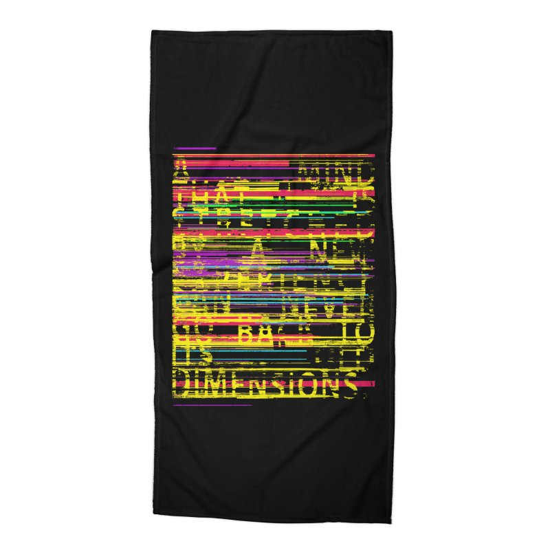 Untitlet Accessories Beach Towel by bulo
