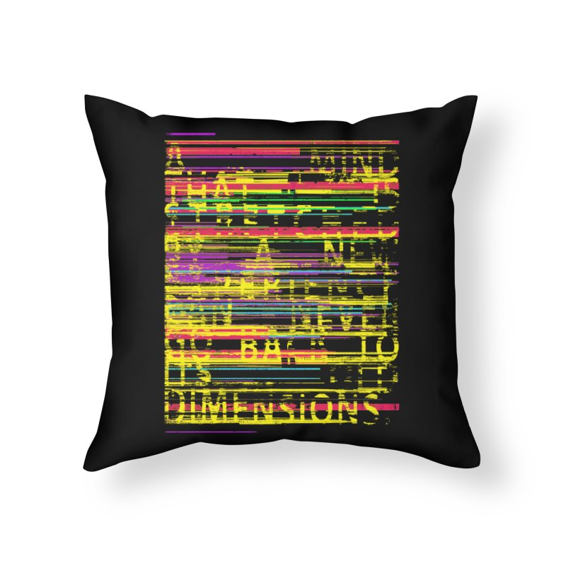 Untitlet Home Throw Pillow by bulo