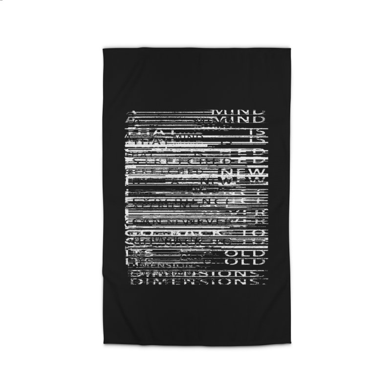 Distortion Home Rug by bulo