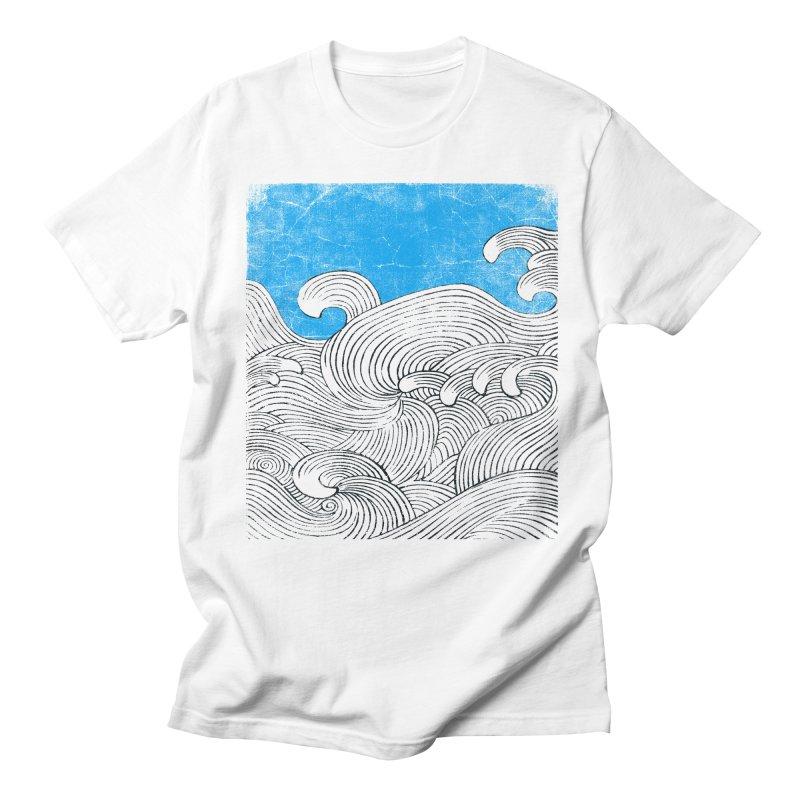 Waves Women's Unisex T-Shirt by bulo