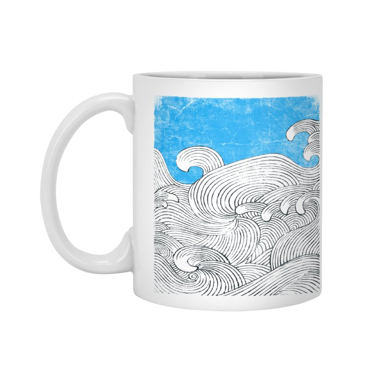 Waves Accessories Mug by bulo