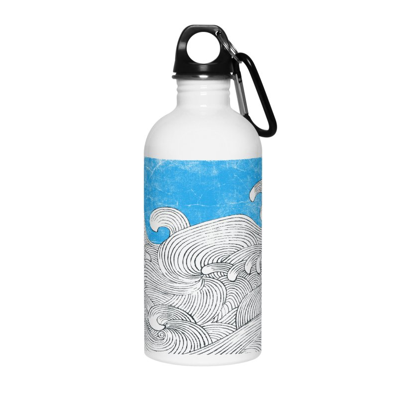 Waves Accessories Water Bottle by bulo