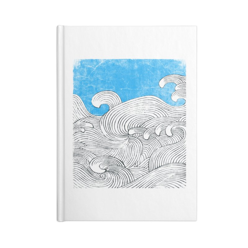 Waves Accessories Notebook by bulo