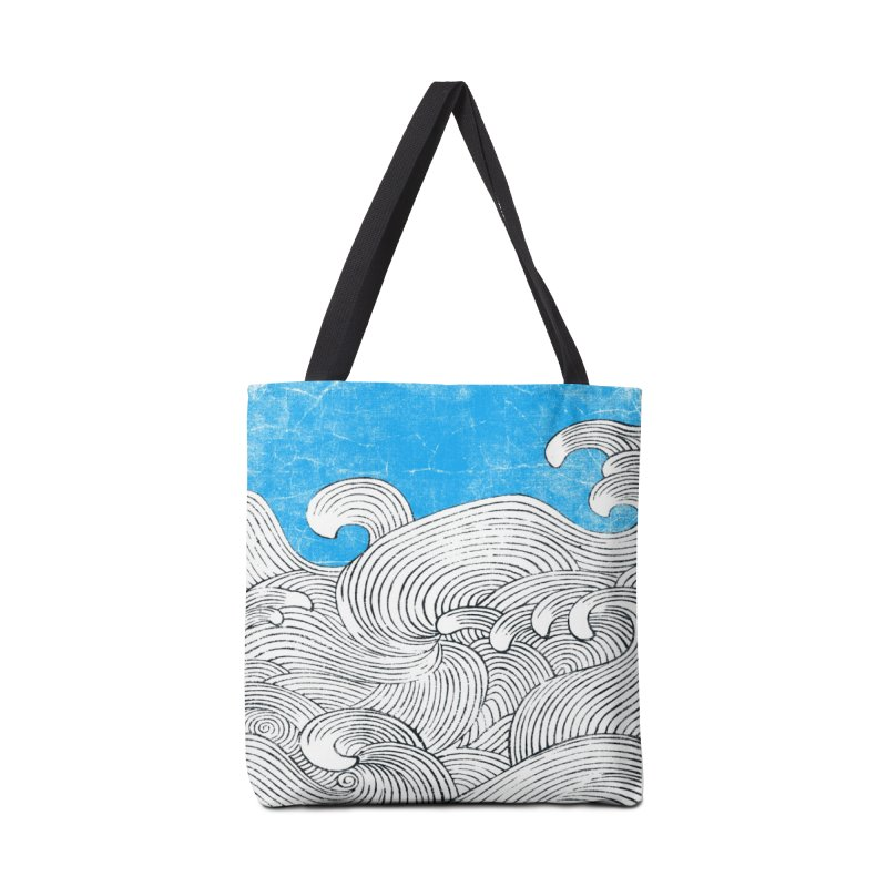 Waves Accessories Bag by bulo