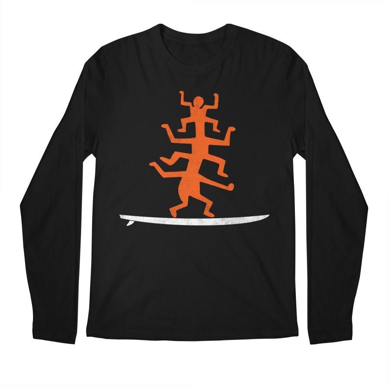 Funboard Men's Regular Longsleeve T-Shirt by bulo