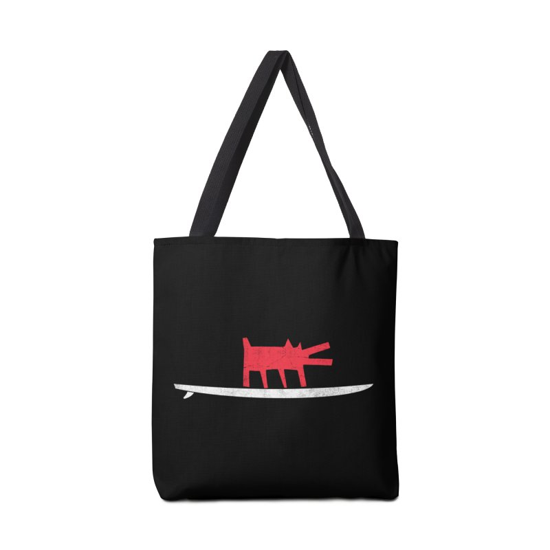 Funboard (Haring's Dog Version) Accessories Bag by bulo