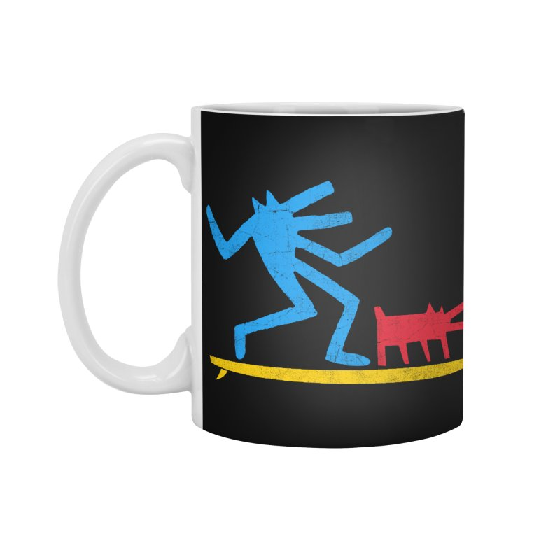 Funboard (primary colors version) Accessories Mug by bulo