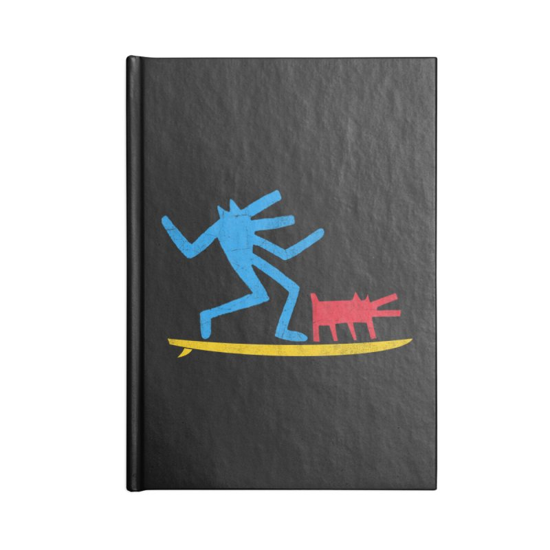 Funboard (primary colors version) Accessories Notebook by bulo